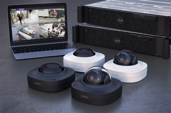 End-to-end video surveillance solution from Ava