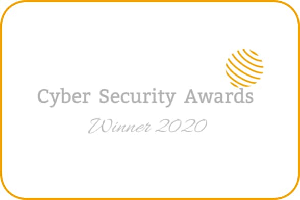 Winner of Cyber Security Startup of the Year
