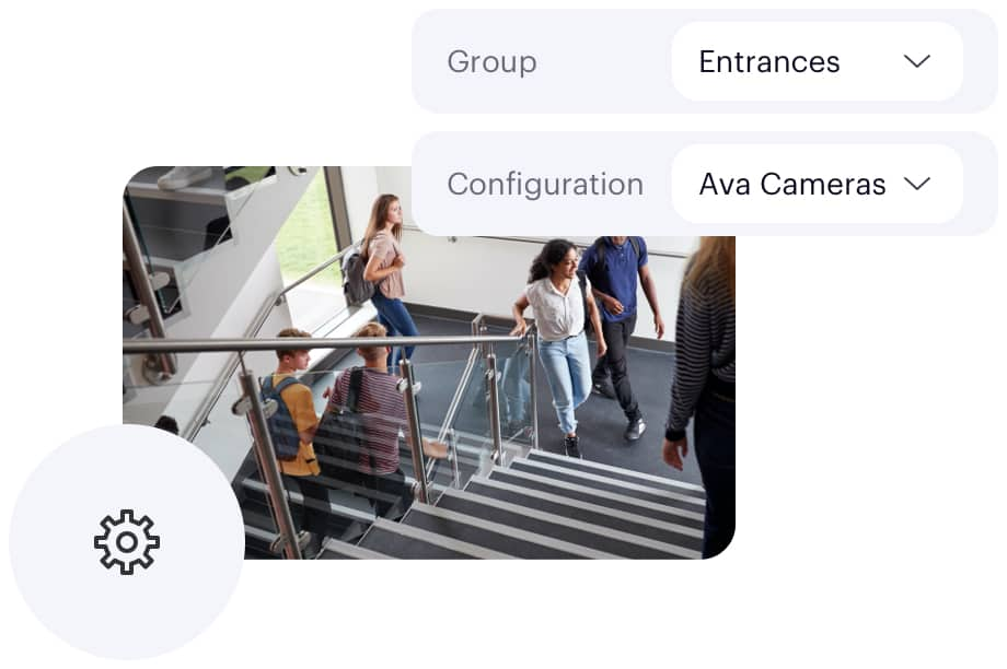 Simple configuration
